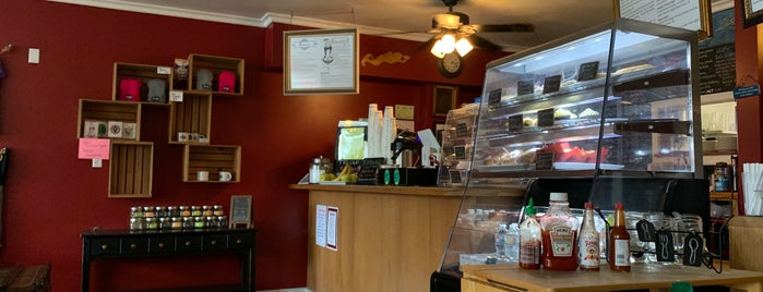 Sea Bean Cafe is one of Seward, AK.