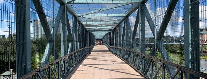 Disney Springs Skybridge is one of Tempat yang Disukai Kawika.