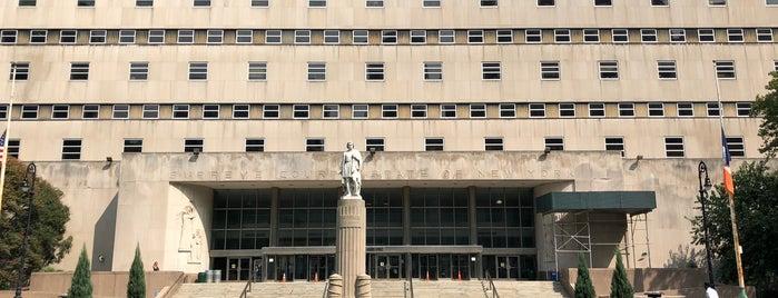 Kings County Supreme Court is one of Tempat yang Disukai Jason.