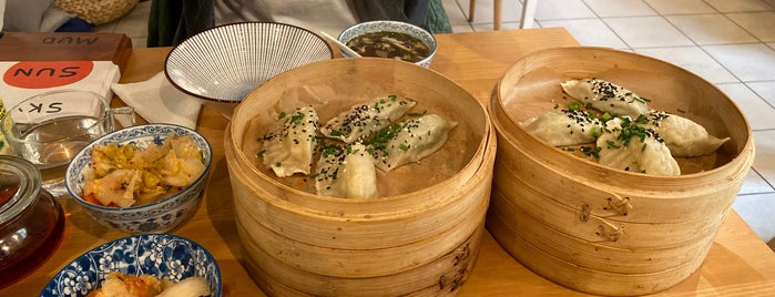 Dim Sum Spot is one of Praha NEW.