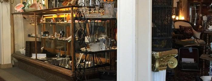 Antique Exchange is one of Denver, CO.