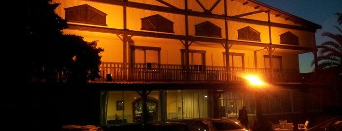 Hotel Restaurante Las Palomas is one of Donde Comer en Lucena.
