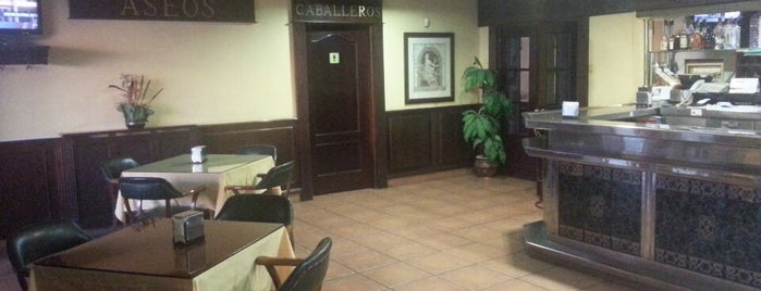 Hotel Restaurante Las Palomas is one of Spain-Tips.