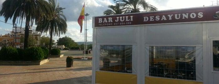 Terraza Bar Juli is one of Donde comer en la Subbetica.