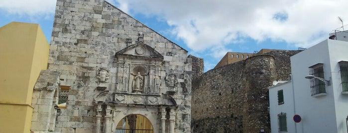 Iglesia Vieja is one of Que visitar en la provincia de cordoba.