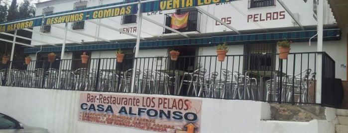 Venta Los Pelaos 'Casa Alfonso' is one of Donde comer en la Subbetica.