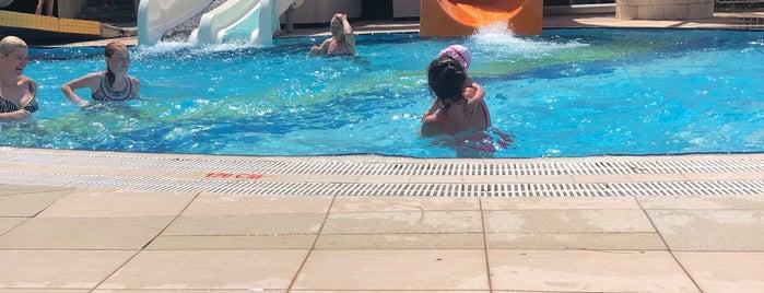Turunç Otel Aquapark is one of Ayşe Behra'nın Beğendiği Mekanlar.