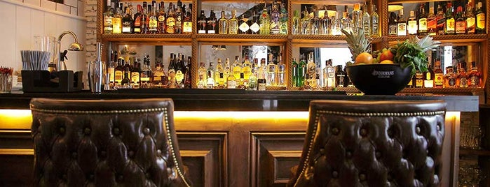 Ateneo Restaurant Bar & Club is one of Madrid - bars.