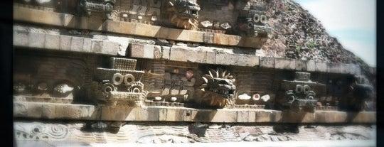 Templo De Quetzalcoatl is one of MEX.