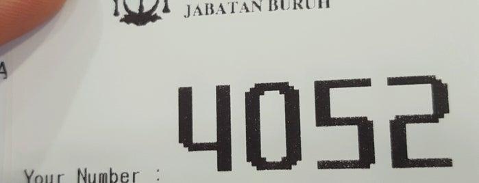 Jabatan Buruh, Kementerial Hal Ehwal Dalam Negeri is one of Posti che sono piaciuti a S.