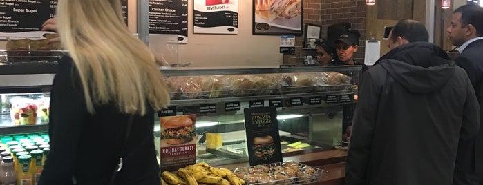 The Great American Bagel & Bakery is one of Amerika Restoranlar.