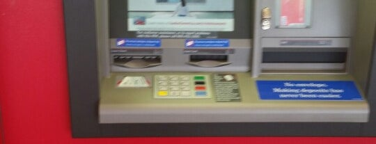Bank of America ATM is one of Martel'in Beğendiği Mekanlar.