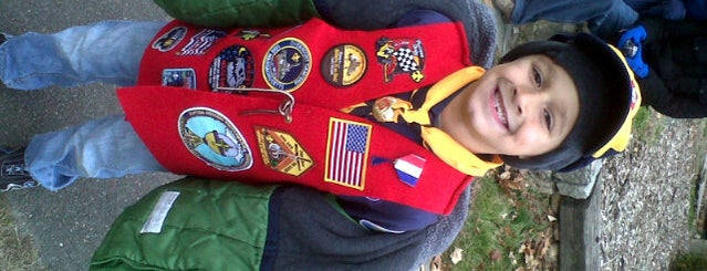 Seton Scout Reservation is one of Lugares favoritos de Dominic.