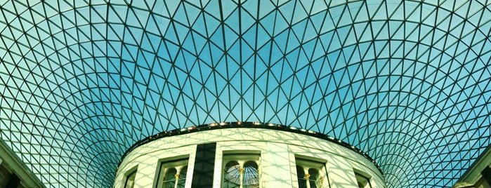 British Museum is one of London city guide.