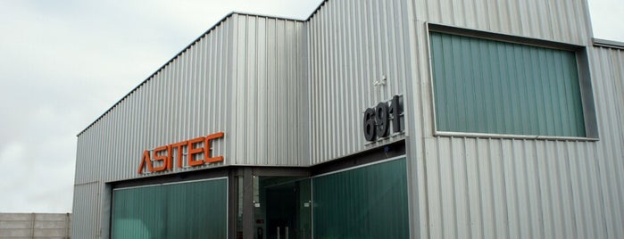 Asitec S A is one of Empresas.