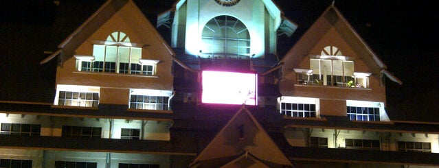 Dataran MBMB is one of Attraction Places to Visit.