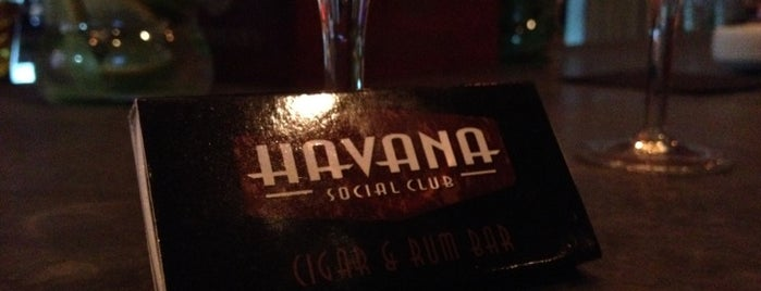 Havana Social Club is one of Mike 님이 좋아한 장소.