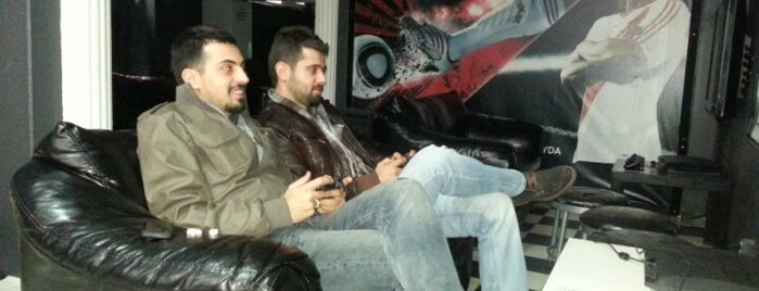Bandırma KING Playstation is one of Orte, die Cengizhan gefallen.