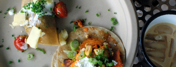 Guerrilla Tacos is one of A Taco Crawl of Los Angeles.