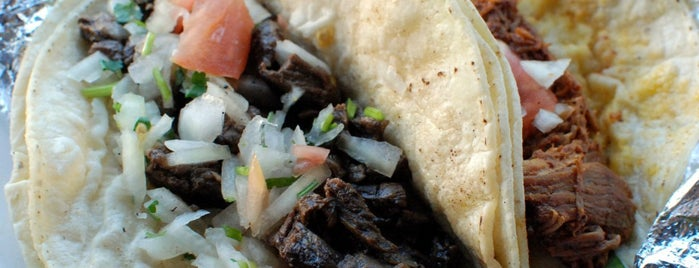 Yuca's Taqueria is one of A Taco Crawl of Los Angeles.