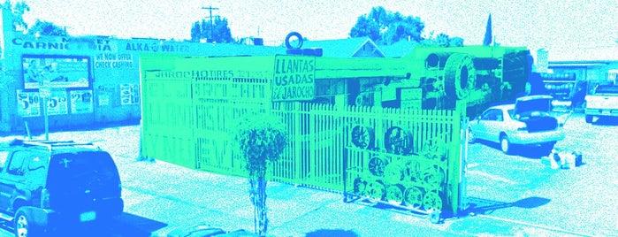 Manuel's Original El Tepeyac Cafe is one of Cali Trip.