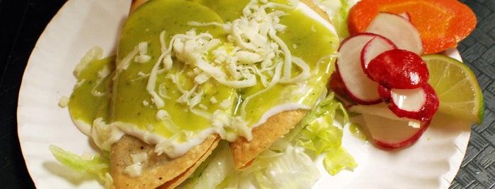 Taqueria El Atacor #1 is one of A Taco Crawl of Los Angeles.