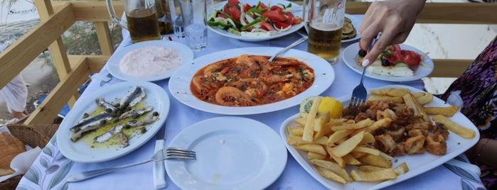 sarakina taverna is one of Τσούτσουρος.