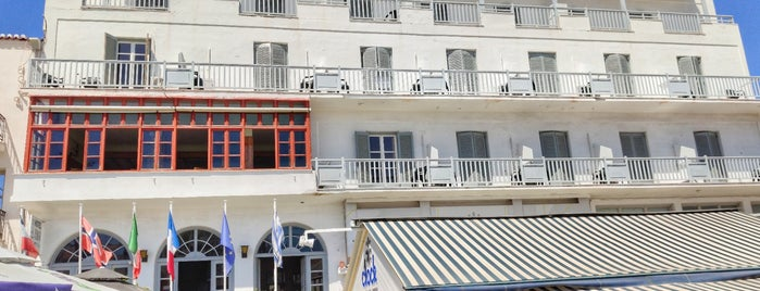 Faros Hotel is one of Visited.