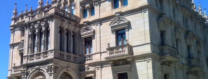 Museo de Bellas Artes is one of Vitoria-Gasteiz para visitantes.