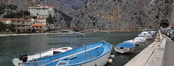 Omiš is one of Adoro.