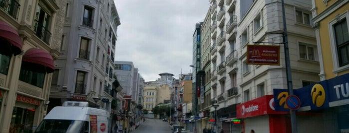 Cihangir is one of İstanbul | Beyoğlu İlçesi Mahalleleri.