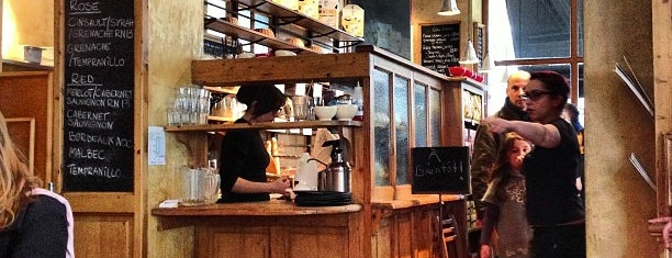 Le Pain Quotidien is one of London.