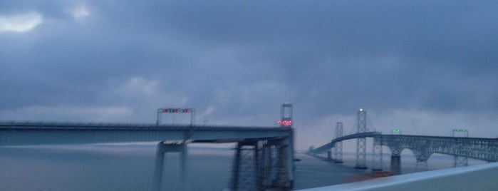 Chesapeake Bay Bridge is one of The Mr. Tony Experience.
