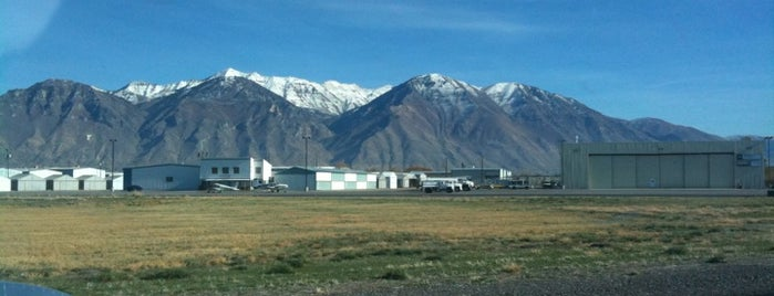 Provo Municipal Airport (PVU) is one of US Airports.