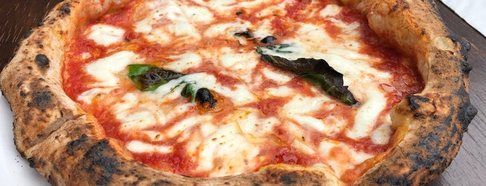 San Matteo Pizzeria e Cucina is one of NYC Pizza.