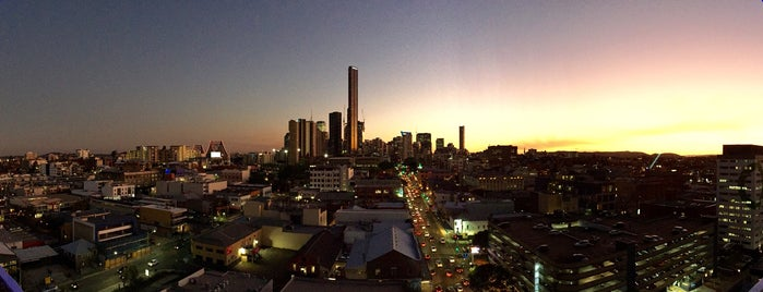 Eleven Rooftop Bar is one of Brissy.