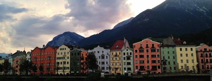 Innsbruck is one of Alpes bavaroises et Tyrol autrichien.