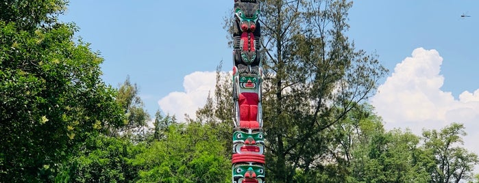Totem Canadiense is one of México.