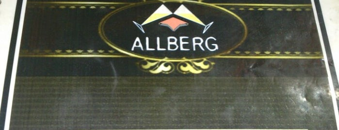 Allberg Bar e Lanchonete is one of Bares de Brasília.