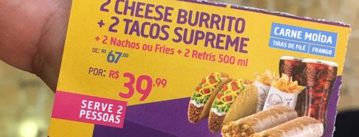Taco Bell is one of Posti che sono piaciuti a Káren.