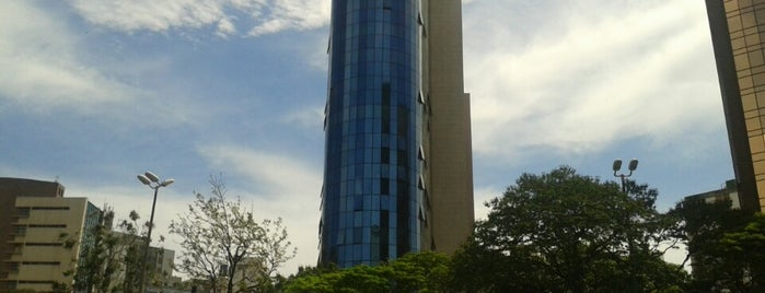 Edifício Agmar Glass Tower is one of Dade: сохраненные места.