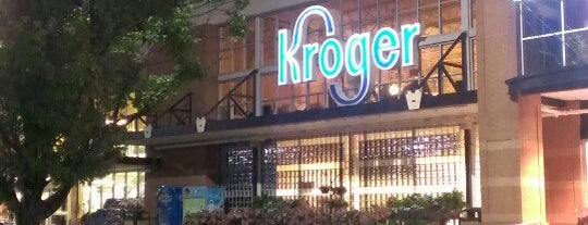 Kroger is one of สถานที่ที่ Samah ถูกใจ.