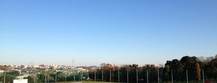 川崎フロンターレ麻生グラウンド is one of サッカー.