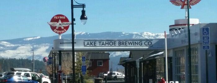 Tahoe Mountain Brewing Bottle Shop is one of Beer Spots.