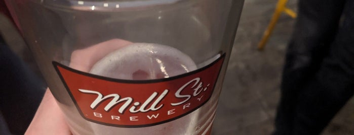Mill Street Brew Pub is one of Canada.