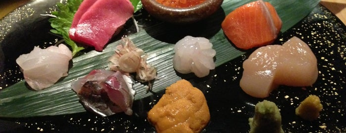 Sushi Azabu is one of Restaurants in NYC.