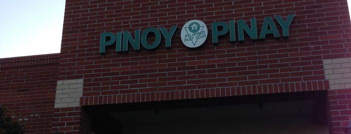 Pinoy Pinay Filipino Restaurant is one of LAX.