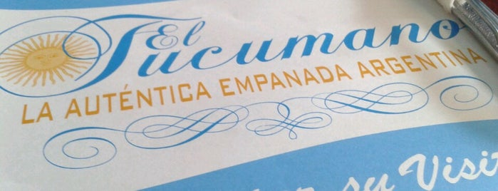 El Tucumano Empanadas Argentinas is one of Por visitar....