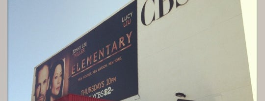 CBS Television City Studios is one of Locais curtidos por Sara.