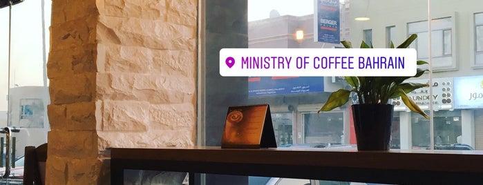 Ministry of Coffee is one of Gespeicherte Orte von Tamer.